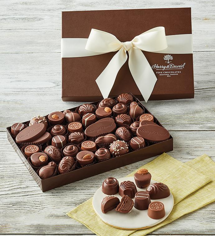 Premium Milk Chocolate Gift Box