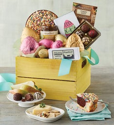 Happy Easter Family Gift Basket