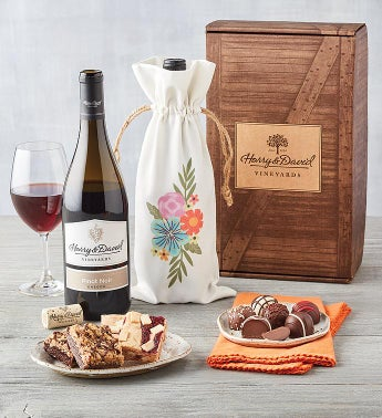 Mother39s Day Wine and Sweets Gift