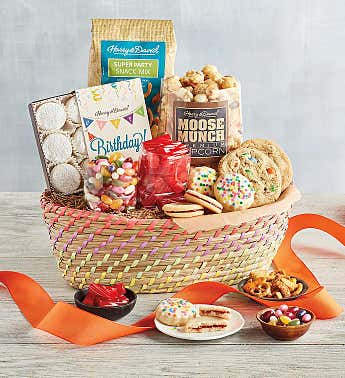 Classic Birthday Basket