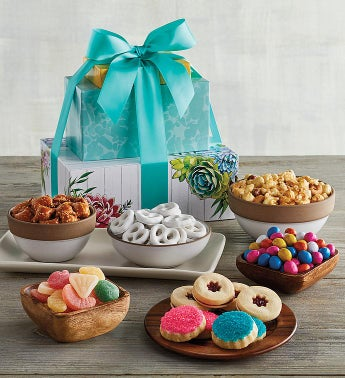 Sunshine and Sweets Gift Box