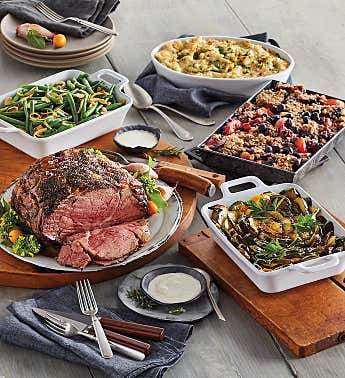 Create Your Own Prime Rib Feast™