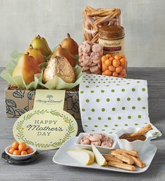 Deluxe Spring-Themed Gift Box for Mom