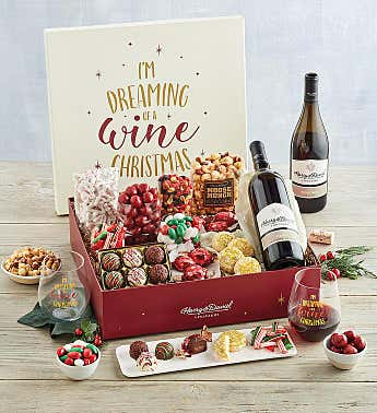 """Dreaming of a Wine Christmas"" Gift"