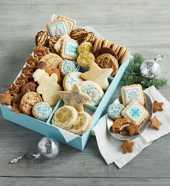 Holiday Cookie Bento Box