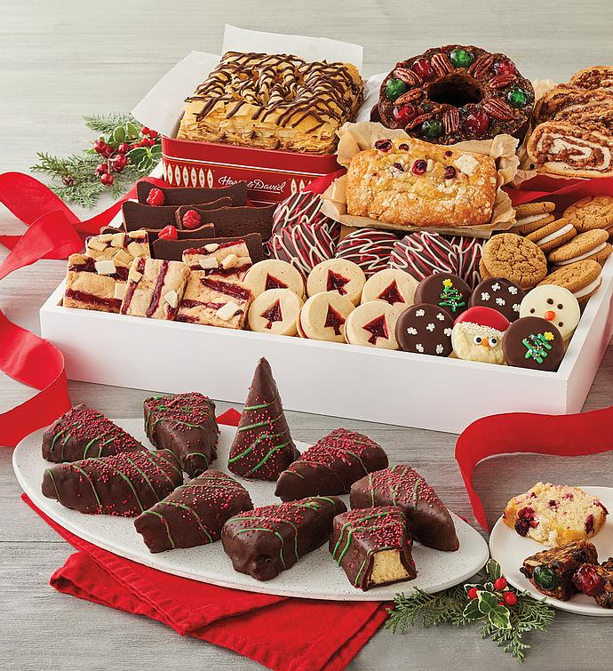 Grand Holiday Bakery Tray