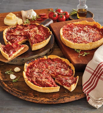 Pizzeria Uno174 Original Deep Dish Pizza 3-Pack