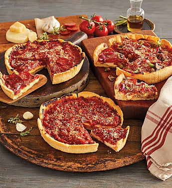 Pizzeria Uno® Original Deep Dish Pizza Deluxe 3-Pack