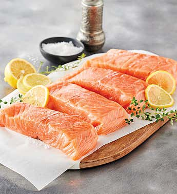 Faroe Island Salmon Fillets