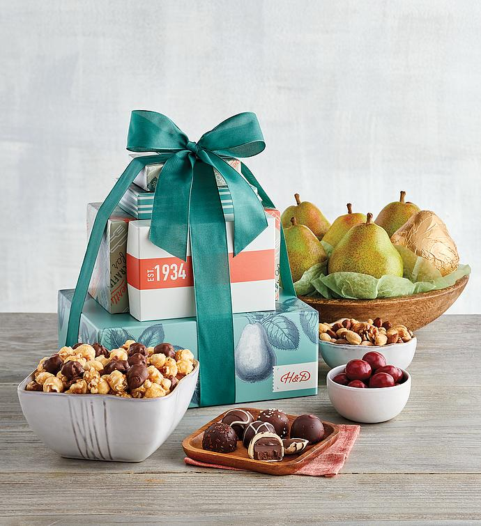 3-Month Fruit-of-the-Month Club® Signature Classic Gift Tower Collection (Begins in November)