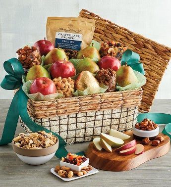 Deluxe Orchard Gift Basket