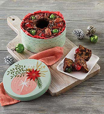 Classic Traditional Fruitcake