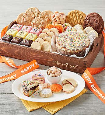 Birthday Bakery Tray