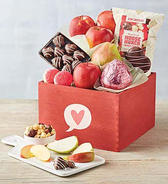 Valentine S Day Delivery Gifts Gift Baskets For Him Harry David
