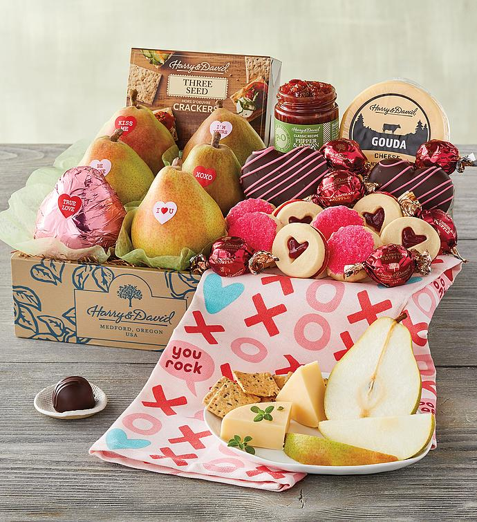 Deluxe Valentine's Day Gift Box