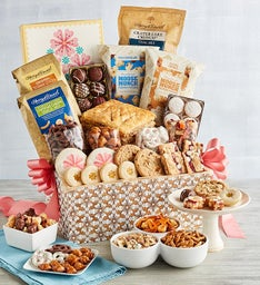 Deluxe Mother's Day Gift Crate