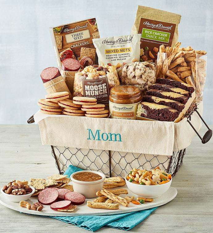 Personalized Mother's Day Basket