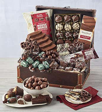 Deluxe Chest of Chocolates