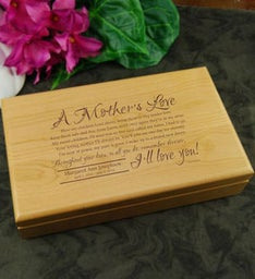 Mothers Love Keepsake Box