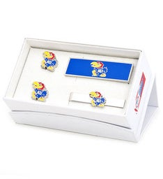 Kansas University Jayhawks 3-Piece Gift Set