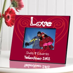 Personalized Lotsa Love Picture Frame