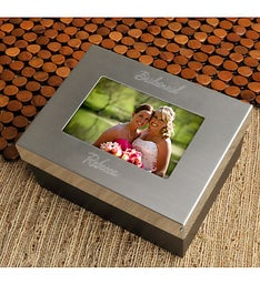 Lasting Memories Bridesmaid Keepsake Box