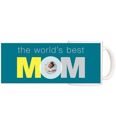 Personalized Best Mom Magic Mug