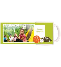 Personalized Sports Magic Mug