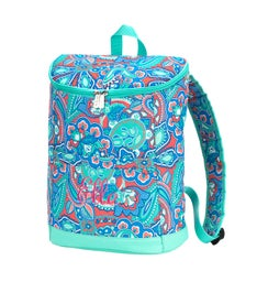 Personalized Island Bliss Backpack Cooler