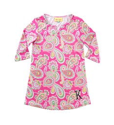 Personalized Lizzie Girls Tunic