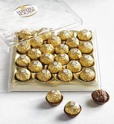Ferrero Rocher® 24pc Diamond Chocolates Box