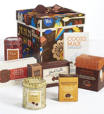 Max Brenner Yes To Max Chocolate Gift Set