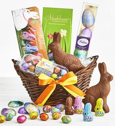 Madelaine Milk Chocolate Lover's Easter Basket