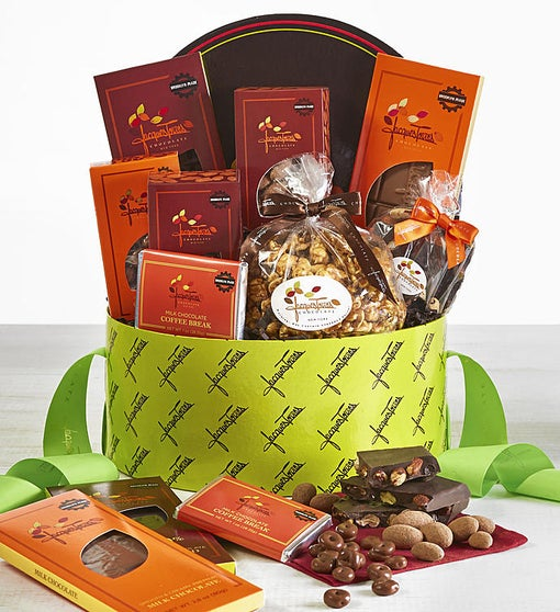 Jacques Torres Exclusive Chocolates Gift Box
