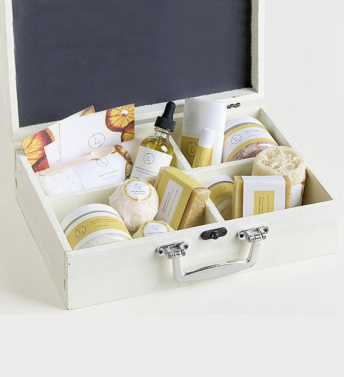 Luxury Citrus Spa Trunk