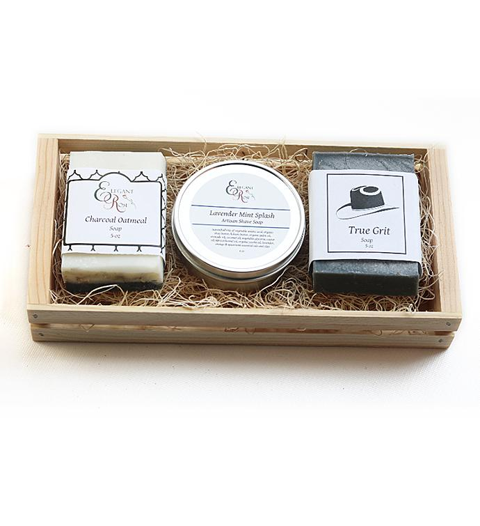 Elegant Rose Boutique Mens Gift Set