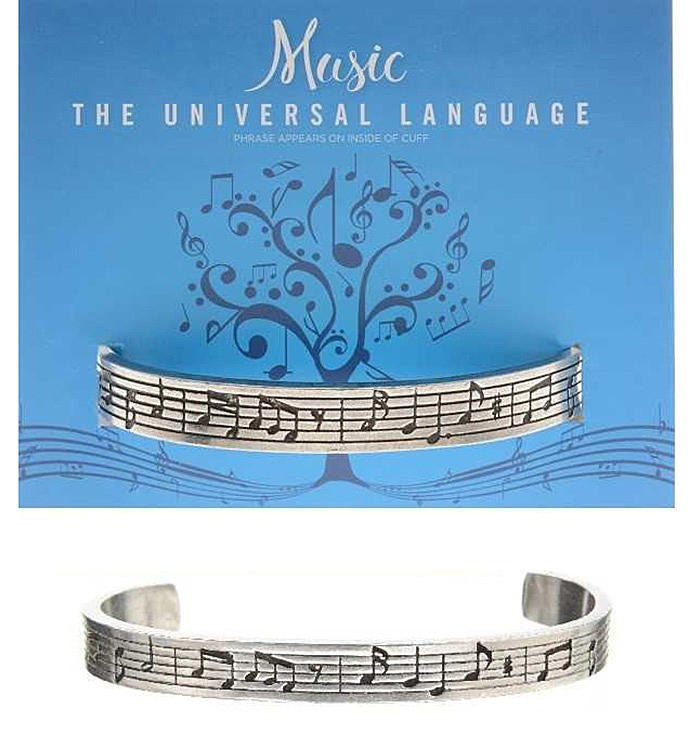 Music notes Music The Universal Language