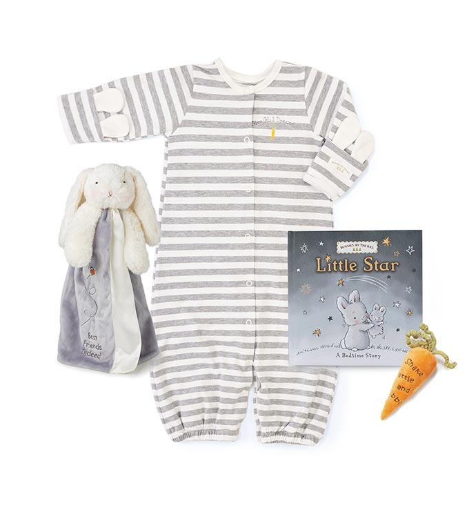 Welcome Sweet Baby-  Layette Gift Set