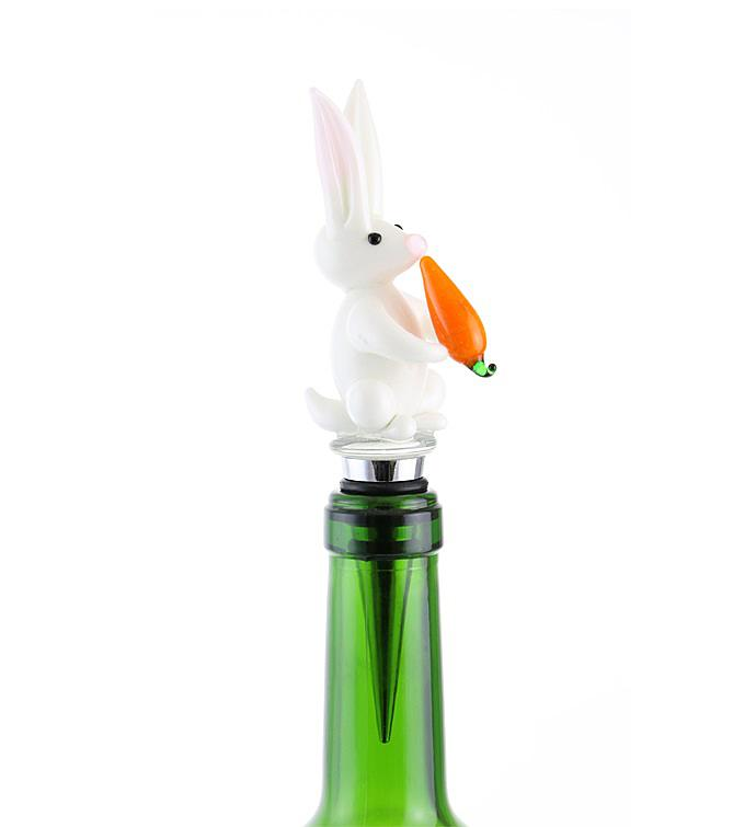 Rabbit Bottle Stopper