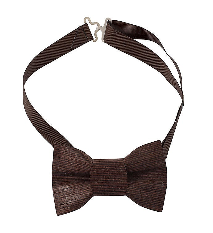 African Rosewood Bowtie