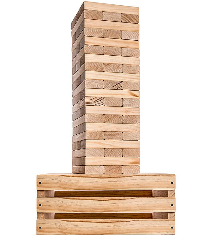Giant Tower Game