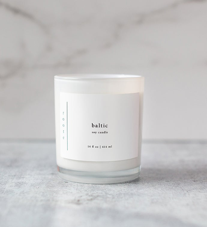 Baltic Soy Candle