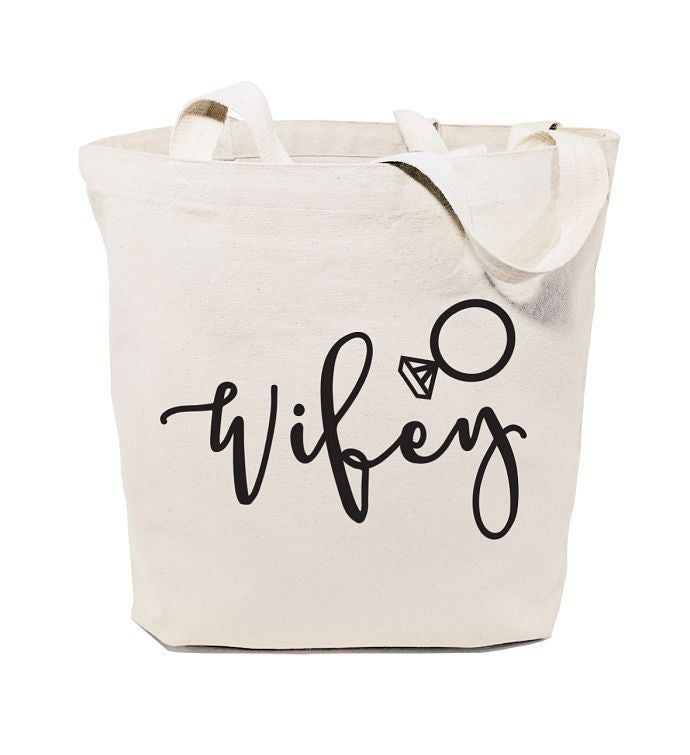 Wedding Reusable Shoulder Tote