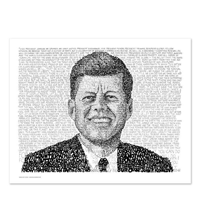 US President Word Art