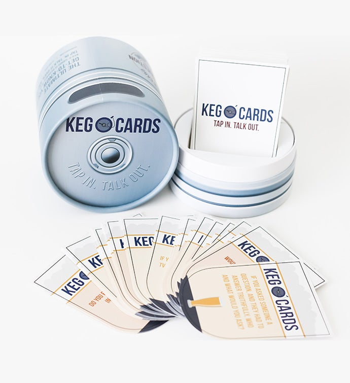Keg O39 Cards  Conversation Card Game