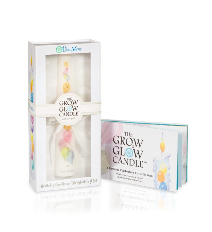 The Grow  Glow Candle
