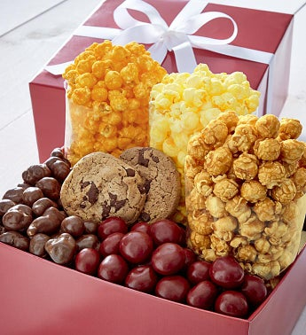 Simply Red Sampler Gift Box