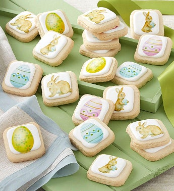 20 Count Easter Cookies