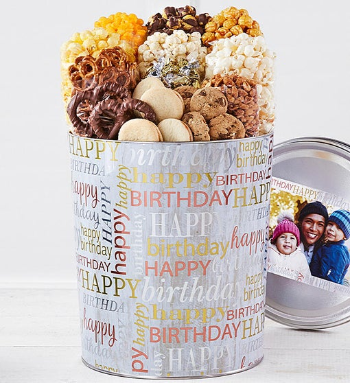 Birthday Brilliance Premium 3 1/2 Gallon Snack Assortment