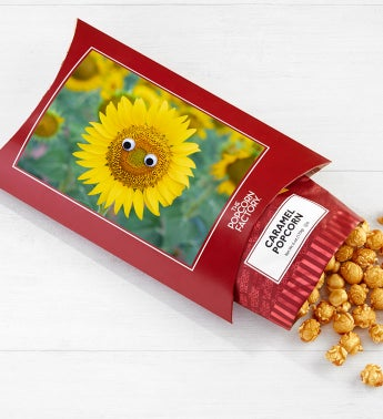 Cards With Pop Happy Sunflower